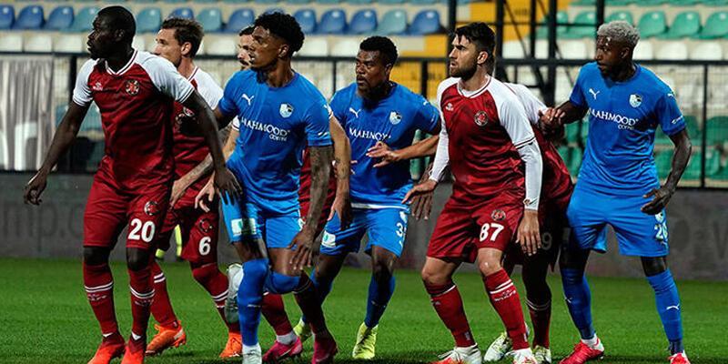 Fatih Karagümrük - BB Erzurumspor: 5-1
