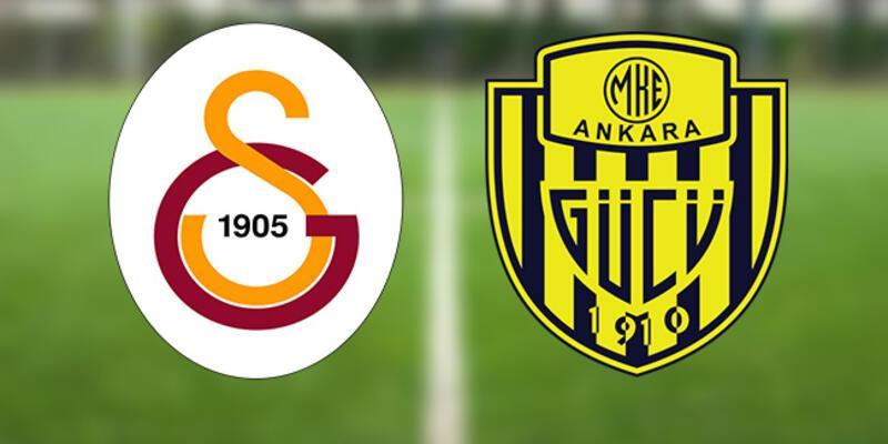 Galatarasay Ankaragücü maçı ne zaman? Süper Lig GS - Ankaragücü maçı saat kaçta?