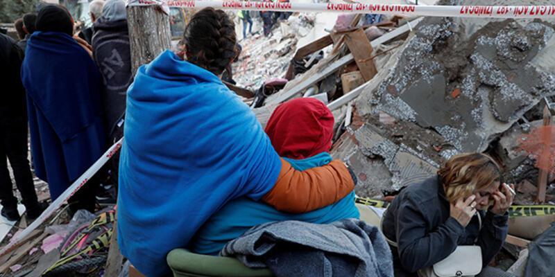 AFAD, İzmir depremine ilişkin ön değerlendirmeraporunu yayımladı