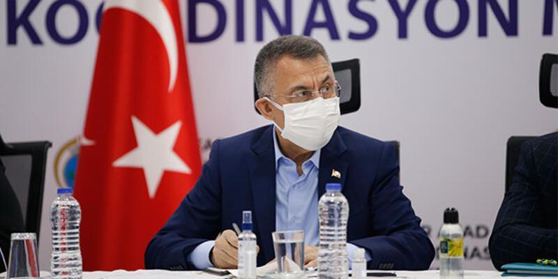 Cumhurbaşkanı Yardımcısı Oktay'dan Bakan Soylu ve ailesine geçmiş olsun mesajı