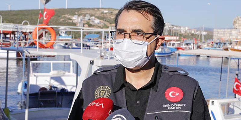 Bakan Dönmez: Bayraklı'da elektriksiz şebeke kalmayacak