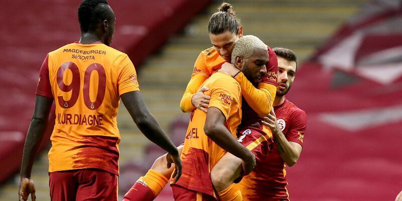 Galatasaray 1-0 Ankaragücü MAÇ ÖZETİ