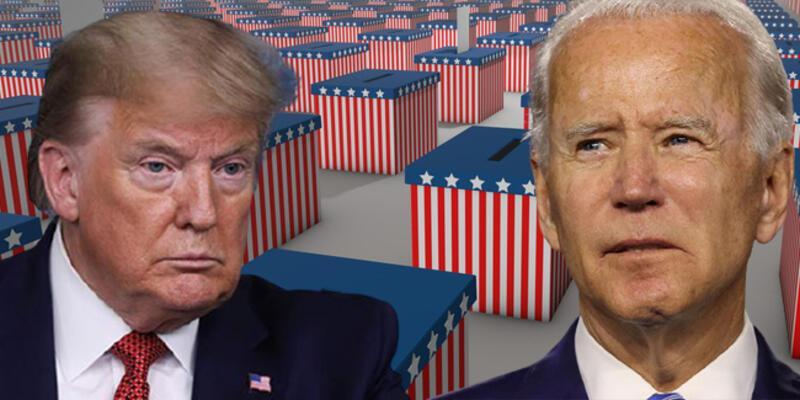 ABD seçim sonuçları belli oldu mu? 2020 ABD Başkanlık seçimlerini kim kazanacak? - Dünya Haberleri