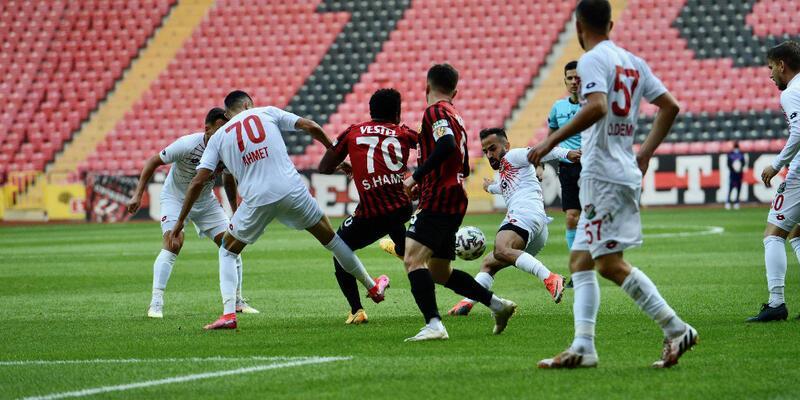 Eskişehirspor Cizrespor'u eledi