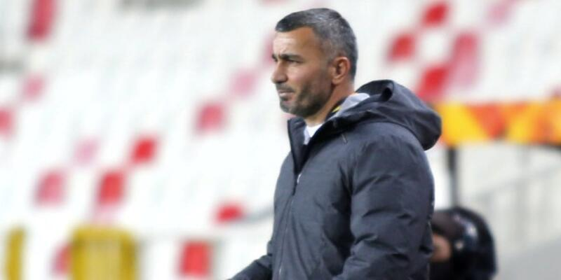 Gurbanov'dan Sivasspor yorumu