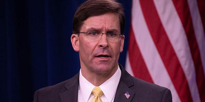 ABD Savunma Bakanı Esper'in istifa edeceği iddiası