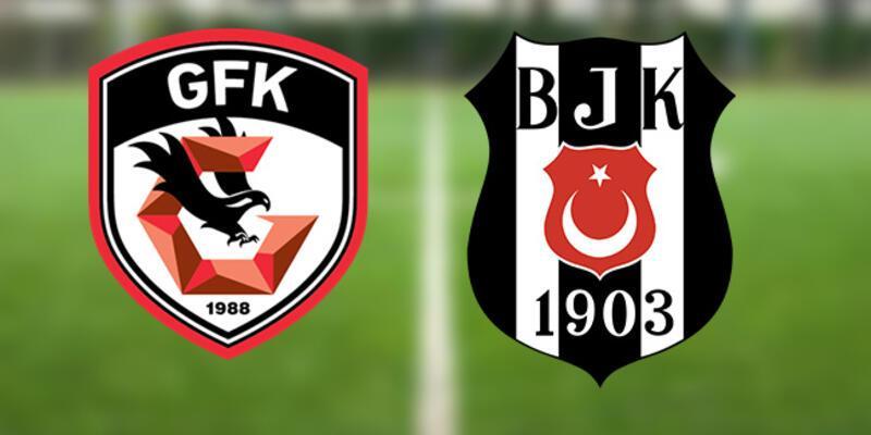 Gaziantep Beşiktaş maçı ne zaman, saat kaçta? Antep BJK maçı hangi kanalda?