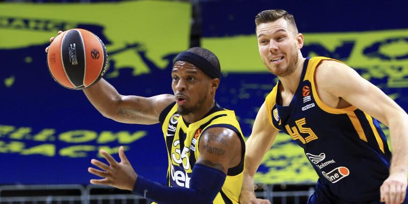 Fenerbahçe Beko - Khimki: 83-71