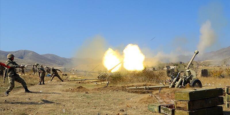 Son dakika... Azerbaycan ordusu, 16 köyü daha işgalden kurtardı