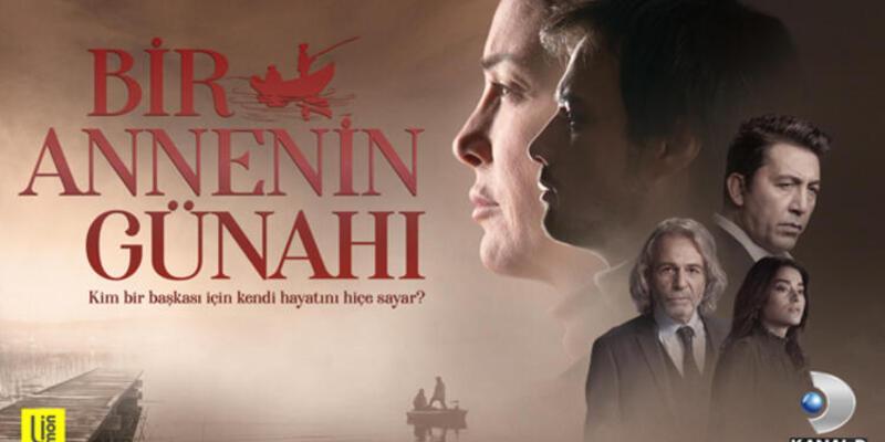 Bir Annenin Günahı dizisinin afişi yayınlandı
