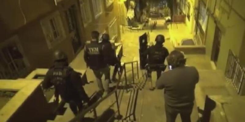 Vezneciler'deki terör saldırısıyla bağlantılı 6 kişi tutuklandı