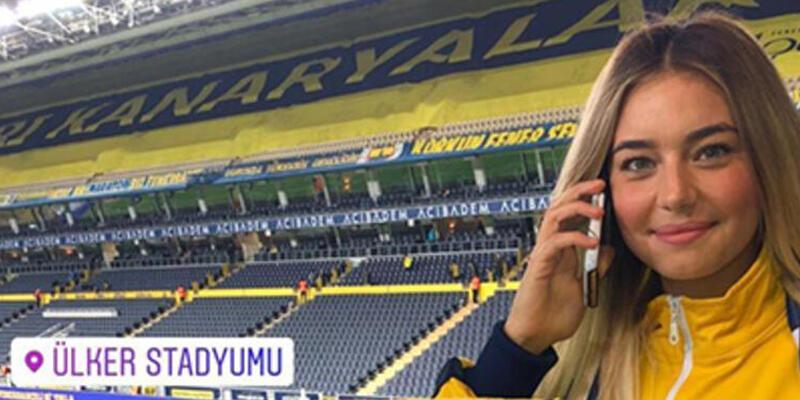 Kadıköy'de Aycan Yanaç sürprizi!