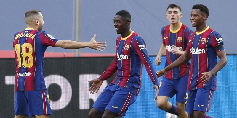 Barcelona - Real Betis: 5-2