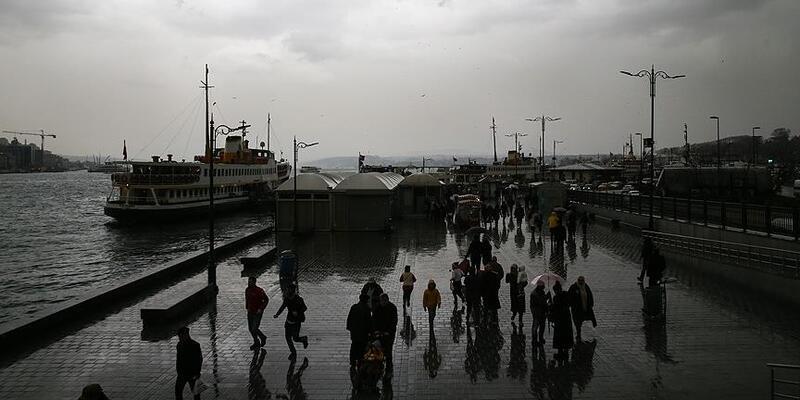 Dikkat! Meteoroloji'den İstanbul için sağanak uyarısı