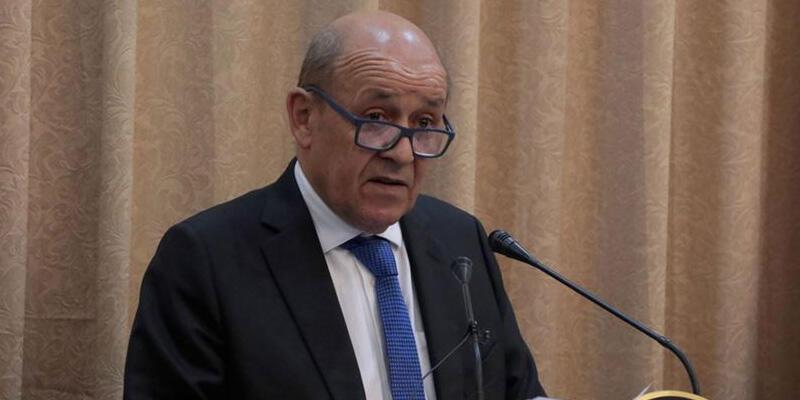 """Fransa Dışişleri Bakanı'ndan """"İslam'a saygı duyuyoruz"""" mesajı"""