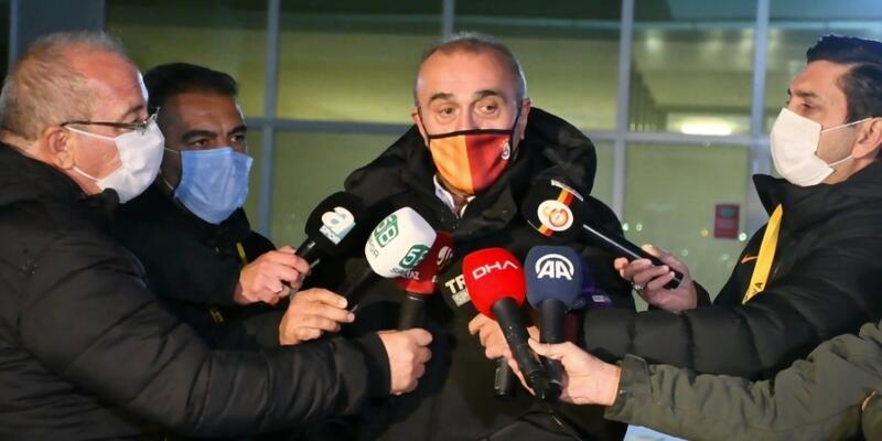Abdurrahim Albayrak'tan futbolculara teşekkür