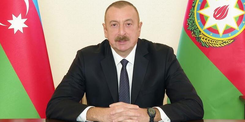 Azerbaycan Cumhurbaşkanı Aliyev, ABD başkanlığına seçilen Joe Biden'ı kutladı