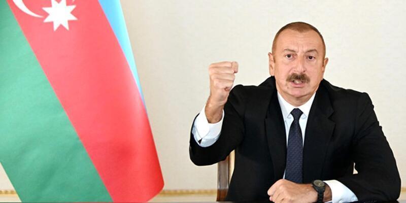 """Son dakika... Aliyev dünyaya seslendi: """"Herkes bu gerçekliği kabullenecek"""""""