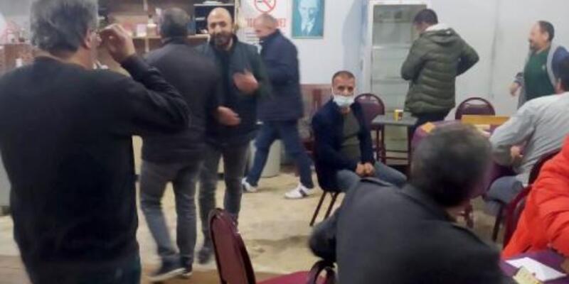 Tekirdağ'da kumar oynayan 10 kişiye 9 bin lira ceza
