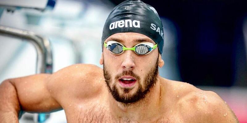 Son dakika... Milli yüzücü Emre Sakçı'dan bir rekor daha!