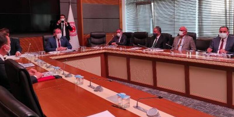 AK Parti'li Uncuoğlu, TBMM Deprem Araştırma Komisyonu Başkanı seçildi