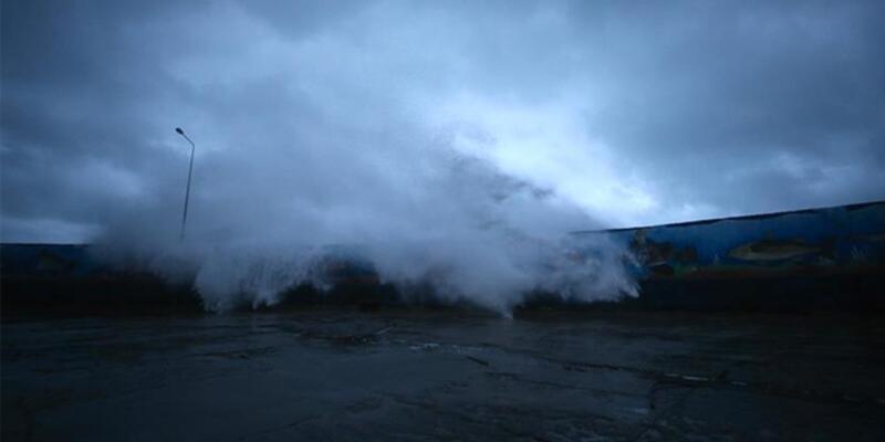 Son dakika haberi... Kuzey Ege için fırtına uyarısı