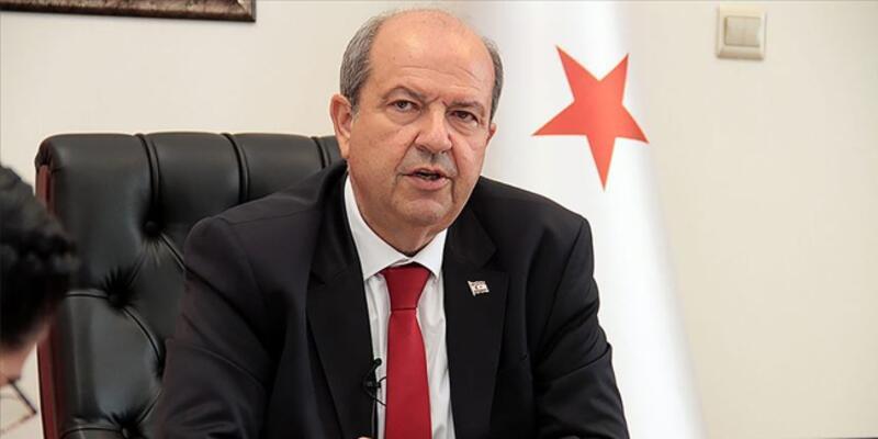 KKTC Cumhurbaşkan Tatar, AB Yüksek Temsilcisi Borrell ile görüştü