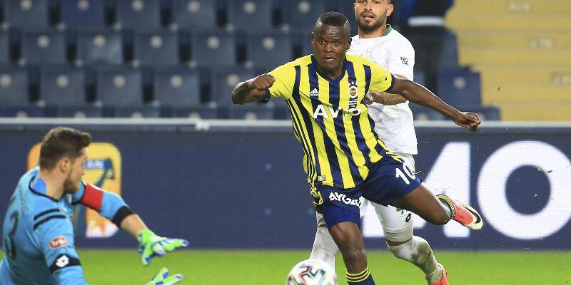 Fenerbahçe son dakika haberleri: Fenerbahçe'de Samatta sakatlandı!