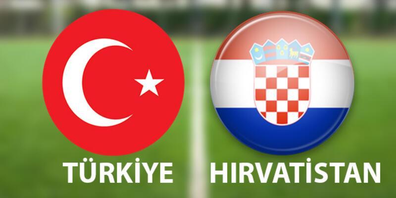 Türkiye Hırvatistan maçı ne zaman, saat kaçta, hangi kanalda? Milli maç şifresiz mi?