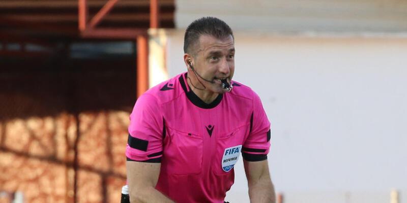 Hüseyin Göçek Arnavutluk - Kosova maçını yönetecek