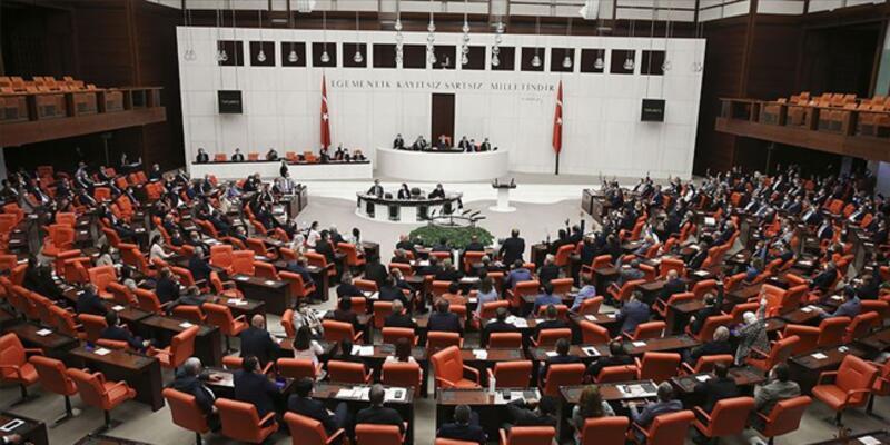 Son dakika haberi... Vergi ve SGK prim borçlarının yapılandırılmasına ilişkin kanun teklifi Genel Kurul'da kabul edildi