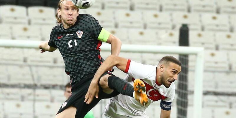 Koronavirüs testi pozitif çıkan Domagoj Vida'nın temas ettiği Türk futbolcular kimler?