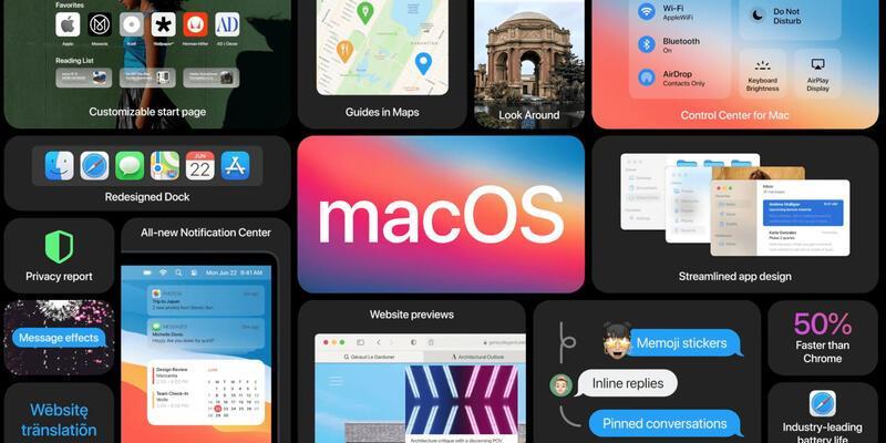 macOS Big Sur için çıkış tarihi açıklandı