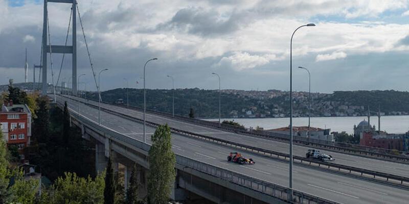 Formula 1 Türkiye Grand Prix'si yarın başlayacak