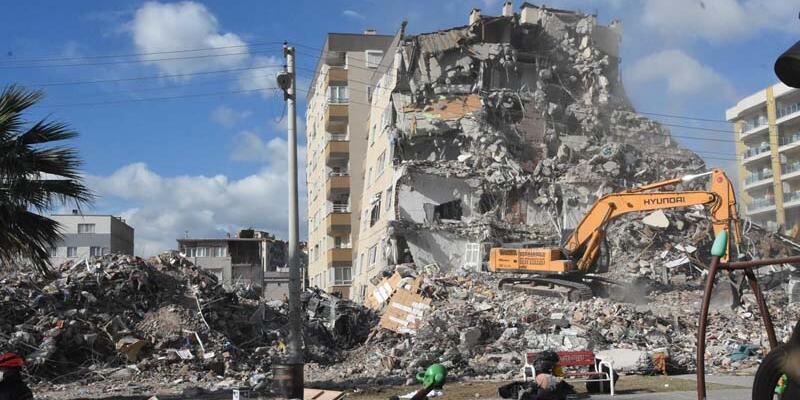 Son dakika... İzmir depreminde can kaybı 91'e yükseldi