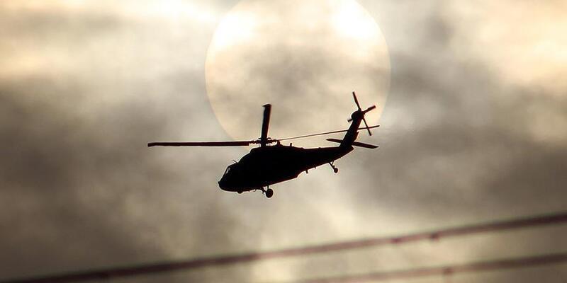 Mısır'da helikopter düştü: 7 ölü