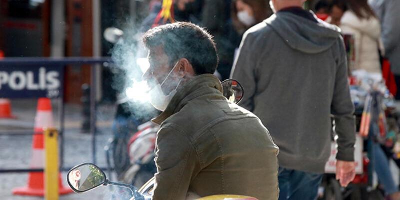 İstanbul'da 125 sokak, 93 cadde, 84 meydanda sigara içmek yasaklandı