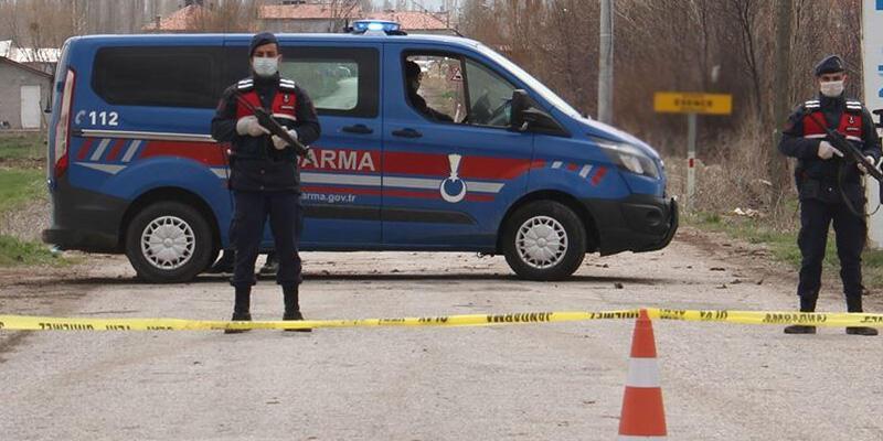 Bilecik'te 3 köye koronavirüs karantinası