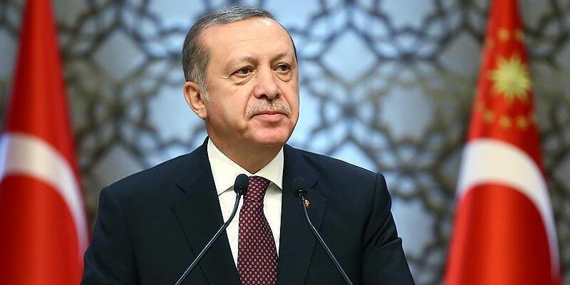 Son dakika haberi: Cumhurbaşkanı Erdoğan, Bahreyn Kralı ile görüştü
