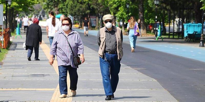 65 yaş ve üstüne Aydın'da kısıtlama geldi