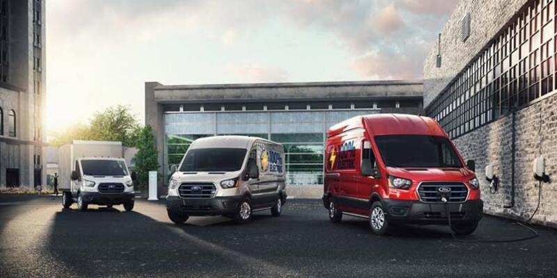 Ford'un ilk elektrikli ticarisi Kocaeli'nde üretilecek