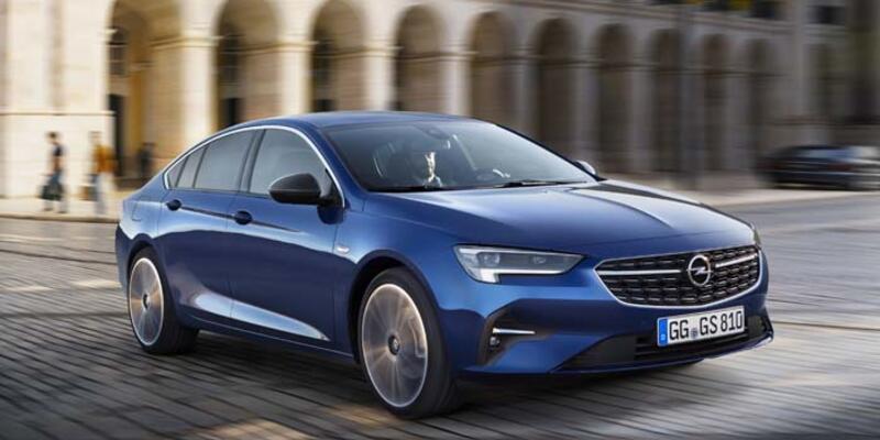Yeni Opel İnsignia 490 bin TL'den başlayacak