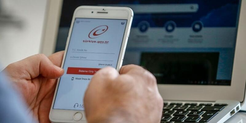 Şehit yakınları ve gazilere yönelik hizmetler e-Devlet'e taşınıyor