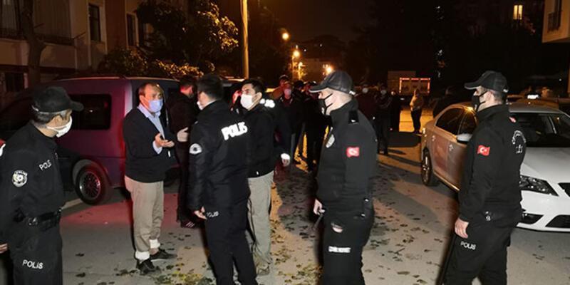 Bina yönetim toplantısında iki grup birbirine girdi: 13 gözaltı