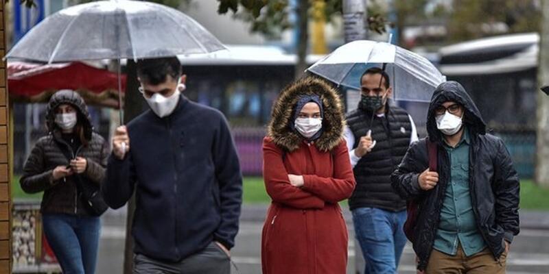 14 Kasım hava durumu: Meteoroloji'den birçok ile sağanak uyarısı