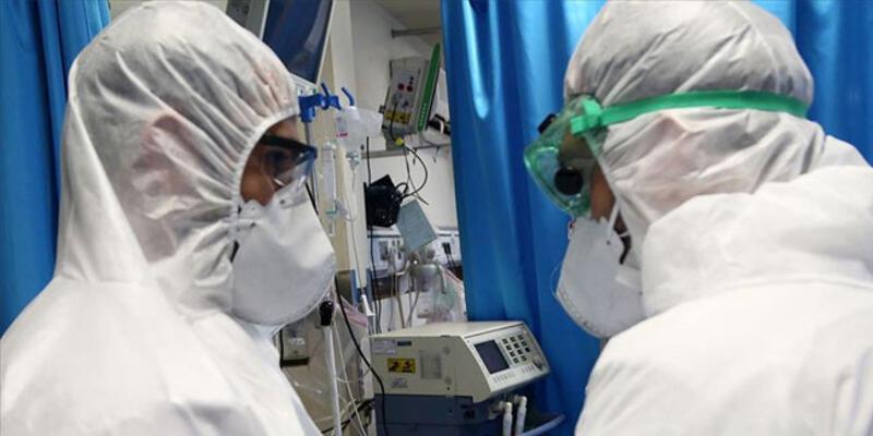 Dünyada tedavisi süren Kovid-19 hastası sayısı 15 milyonu aştı