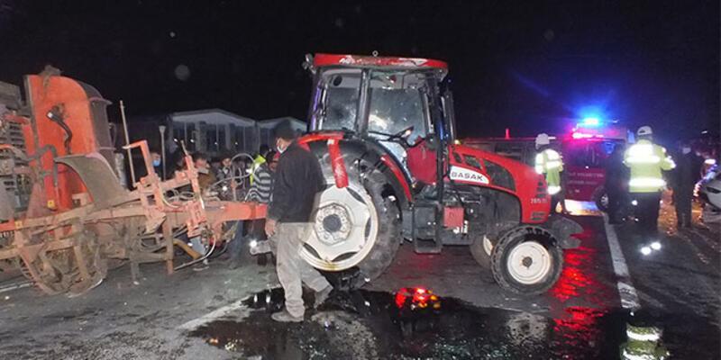 Tokat'ta feci kaza! Ölüler ve yaralılar var