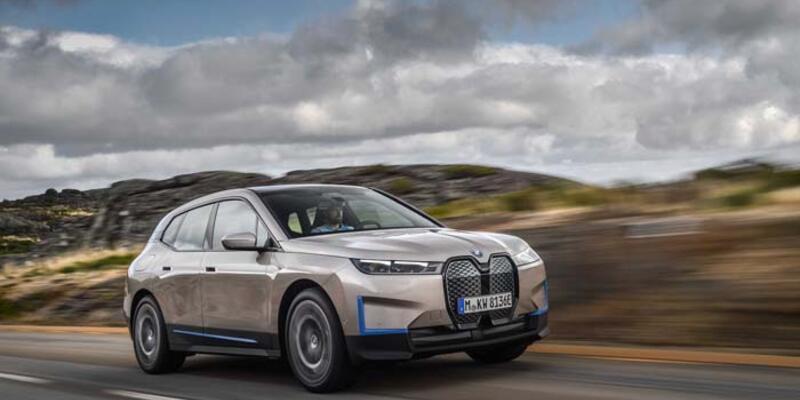BMW'nin elektriklisi 2021'de yollara çıkacak