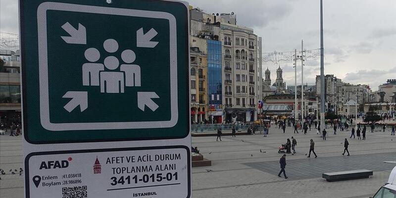 """AFAD'dan """"toplanma ve barınma"""" alanları ile ilgili açıklama"""