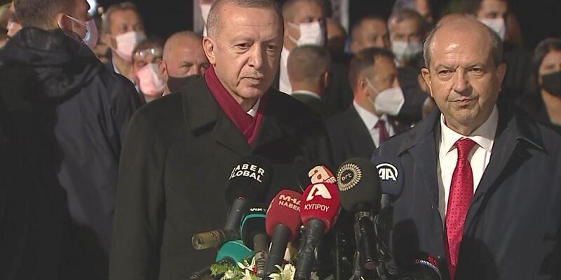 Son dakika haberi: Cumhurbaşkanı Erdoğan'dan Maraş'ta: Buranın gerçek sahipleri bellidir